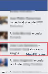 Noticias Instantáneas de Facebook - MasFB