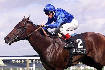 10 Dark Horse