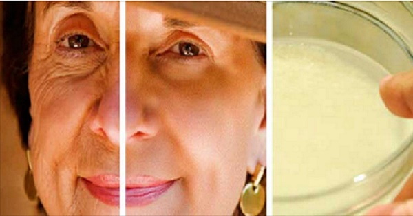 Homemade Cream to Rejuvenate Facial Skin and Get Rid of Wrinkles! Incredible Results (Recipe)!