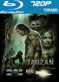 La leyenda de Tarzán (2016) BRRip 720p / BDRip m720p