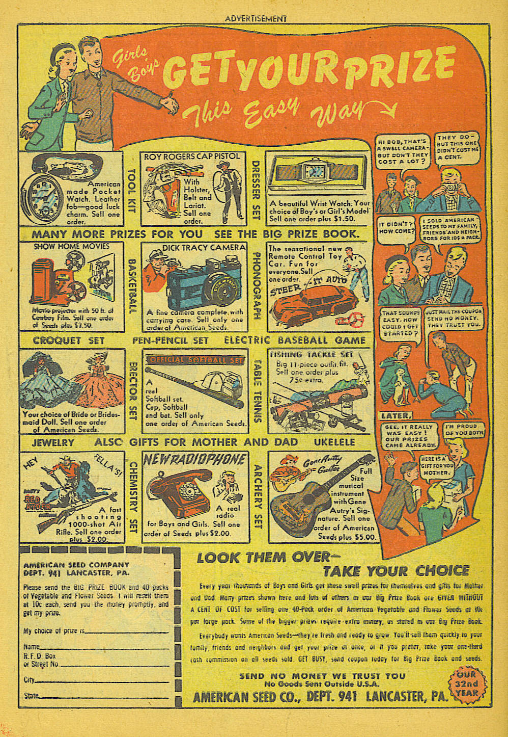 Read online Action Comics (1938) comic -  Issue #142 - 49