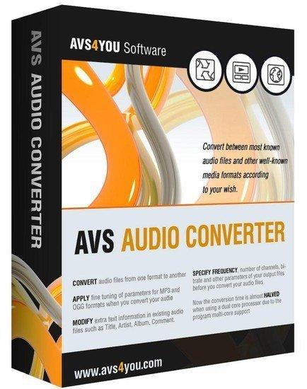 برنامج تحويل ملفات الصوت   AVS Audio Converter 9.0.3.593