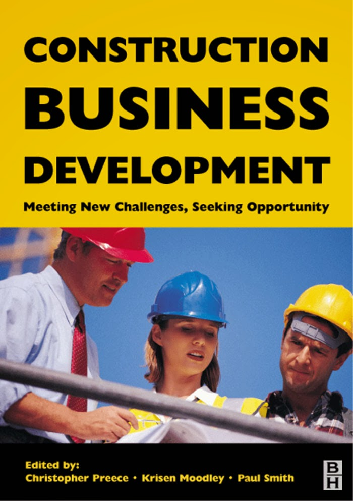 Book: Construction Business Development by Christopher N Preece
