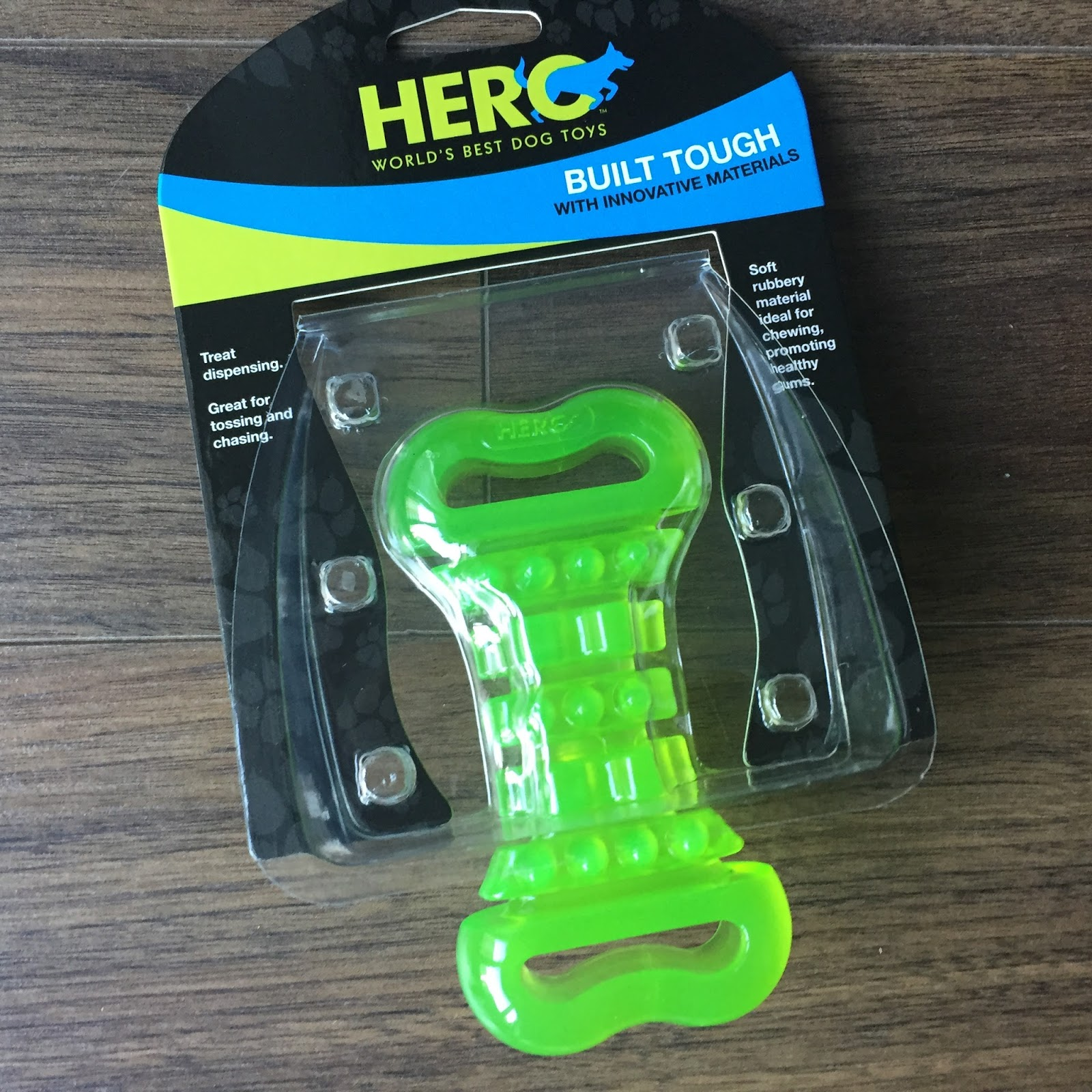 Hero Dog Treats Review