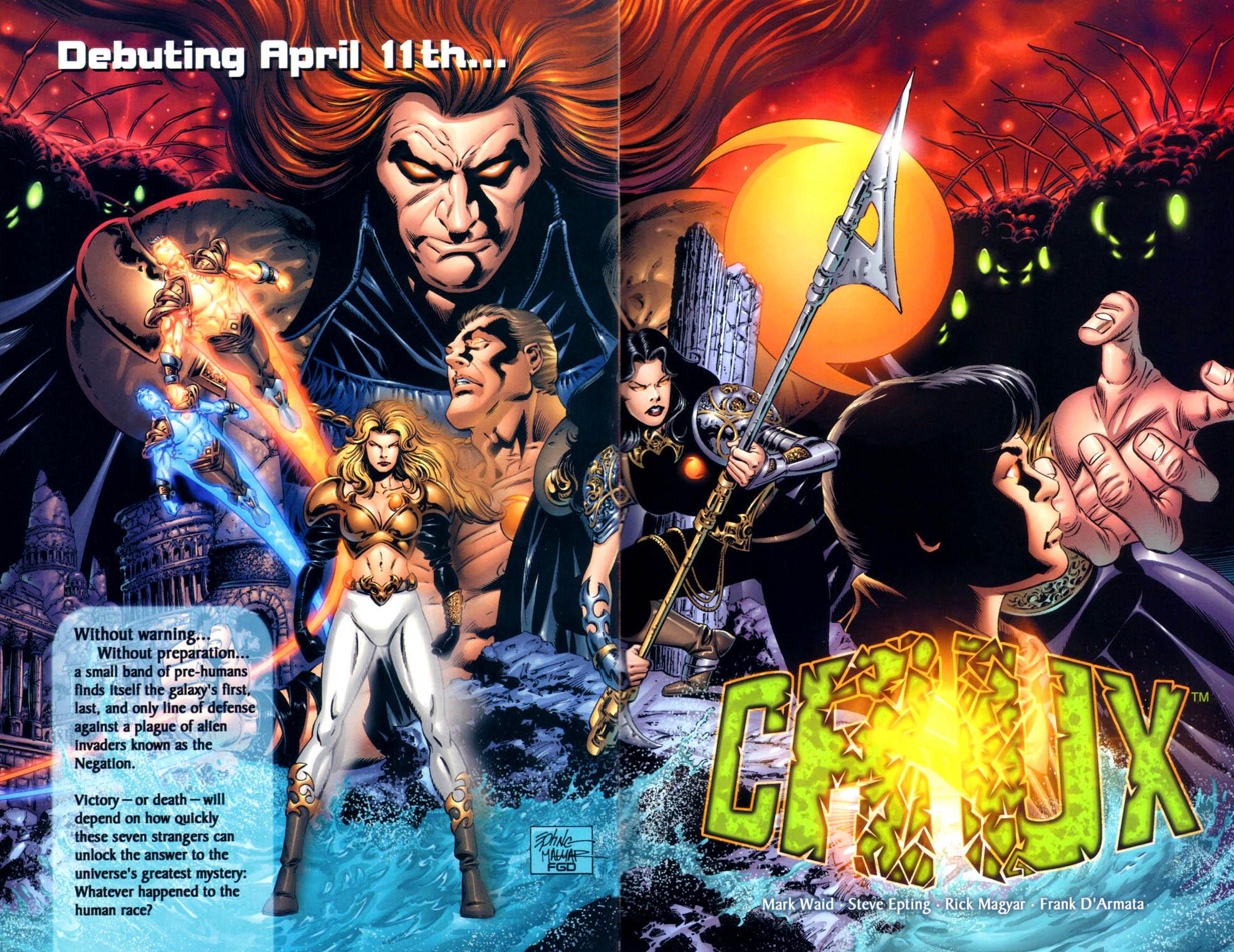 Read online Sigil (2000) comic -  Issue #10 - 26