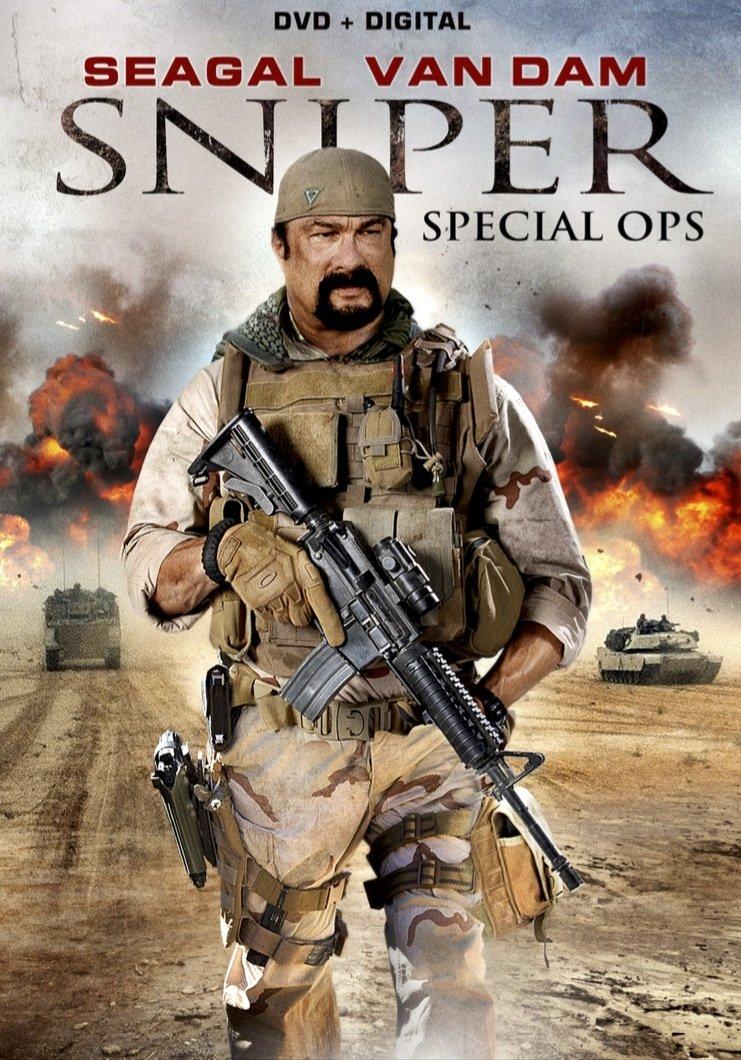 Sniper: Operaçoes Especiais - Full HD 1080p - Legendado