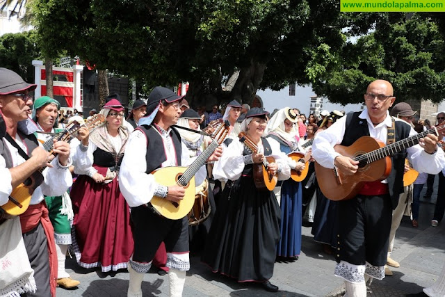Los Llanos celebra hoy su tradicional romería de las Fiestas Patronales