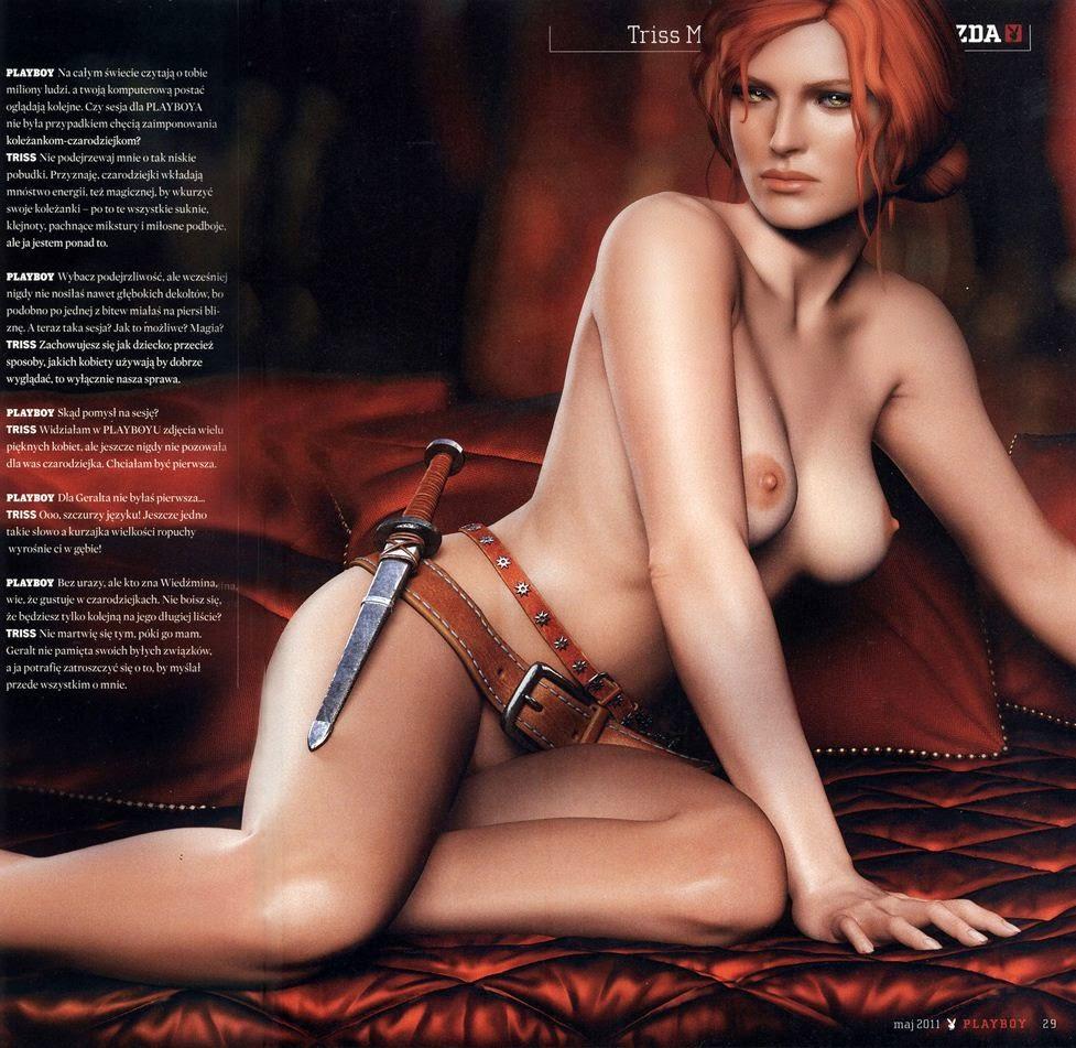 Witcher 3 nude mod