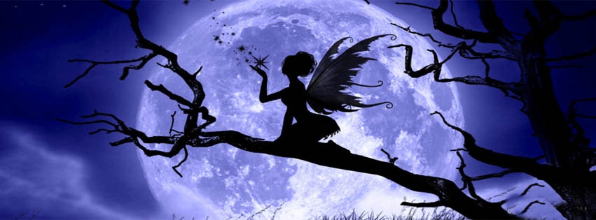 "Dark Fantasy Facebook Covers: "" Fantasy FB Timeline Cover """