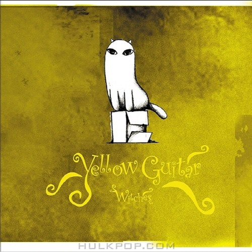 Witches – Yellow Guitar Witches