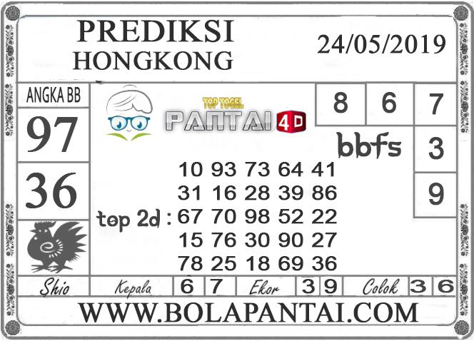 """Prediksi Togel """"HONGKONG"""" PANTAI4D 24 MEI 2019"""