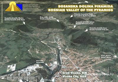 Hivatalosan is megerősítették a Boszniai Piramisok korát