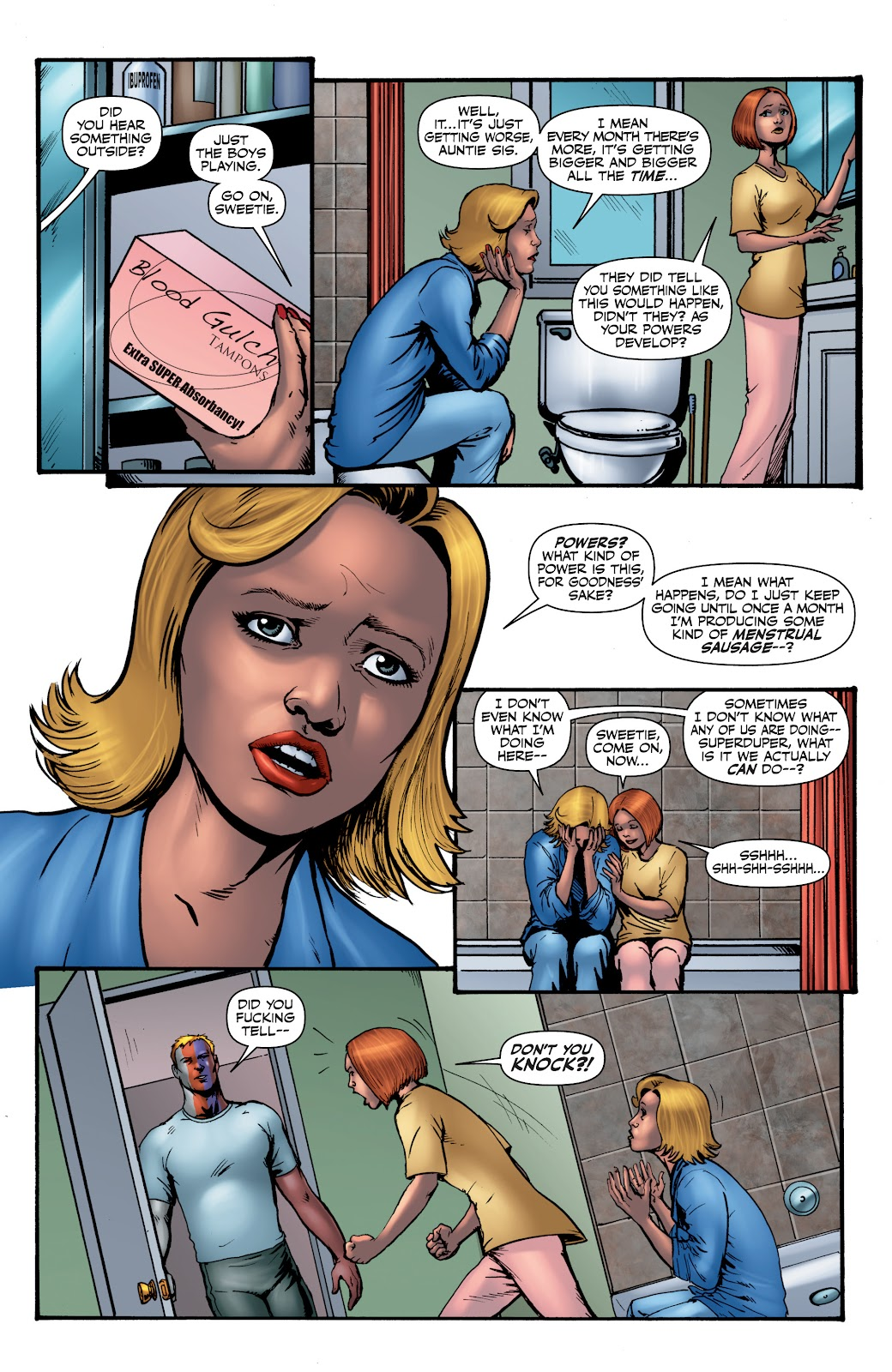 Read online The Boys Omnibus comic -  Issue # TPB 4 (Part 1) - 82