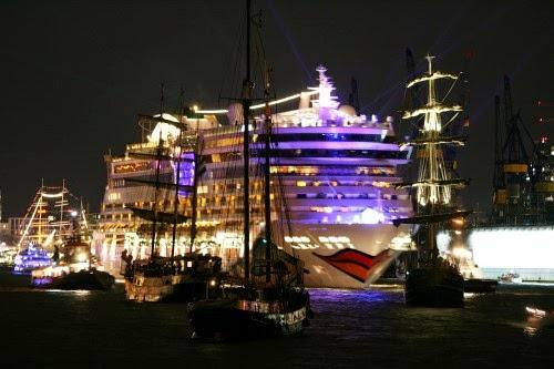 Samstagabend Hamburg