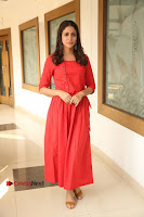 Actress Lavanya Tripathi Latest Pos in Red Dress at Radha Movie Success Meet .COM 0237.JPG