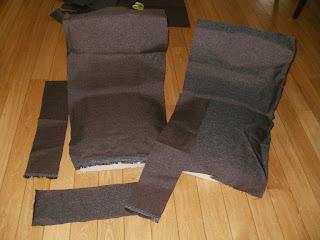 jak tapicerować krzesło aga