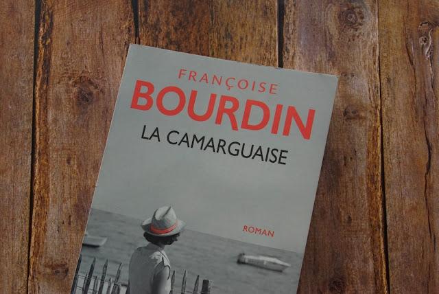La camarguaise de Françoise Bourdin