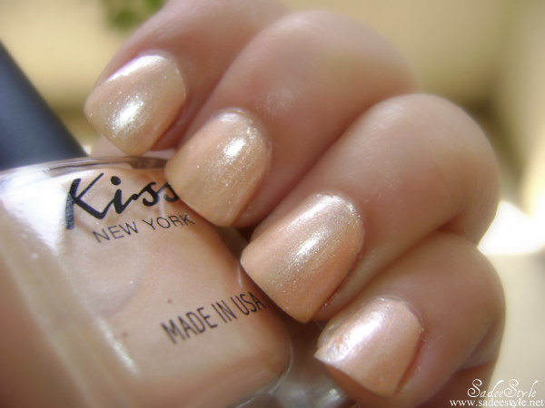 Kiss newyork nail polish