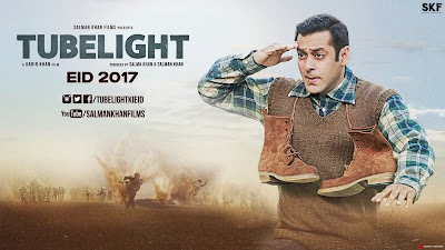 Tubelight Movie Poster In This EID 2017 Release