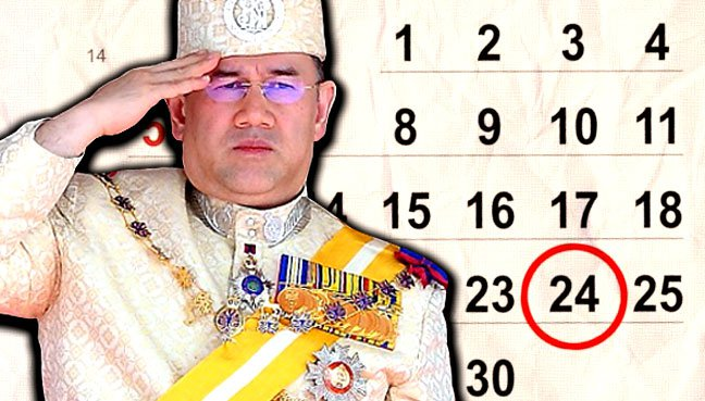 Kerajaan Negeri belum membuat keputusan 24 April sebagai cuti umum bagi Sarawak