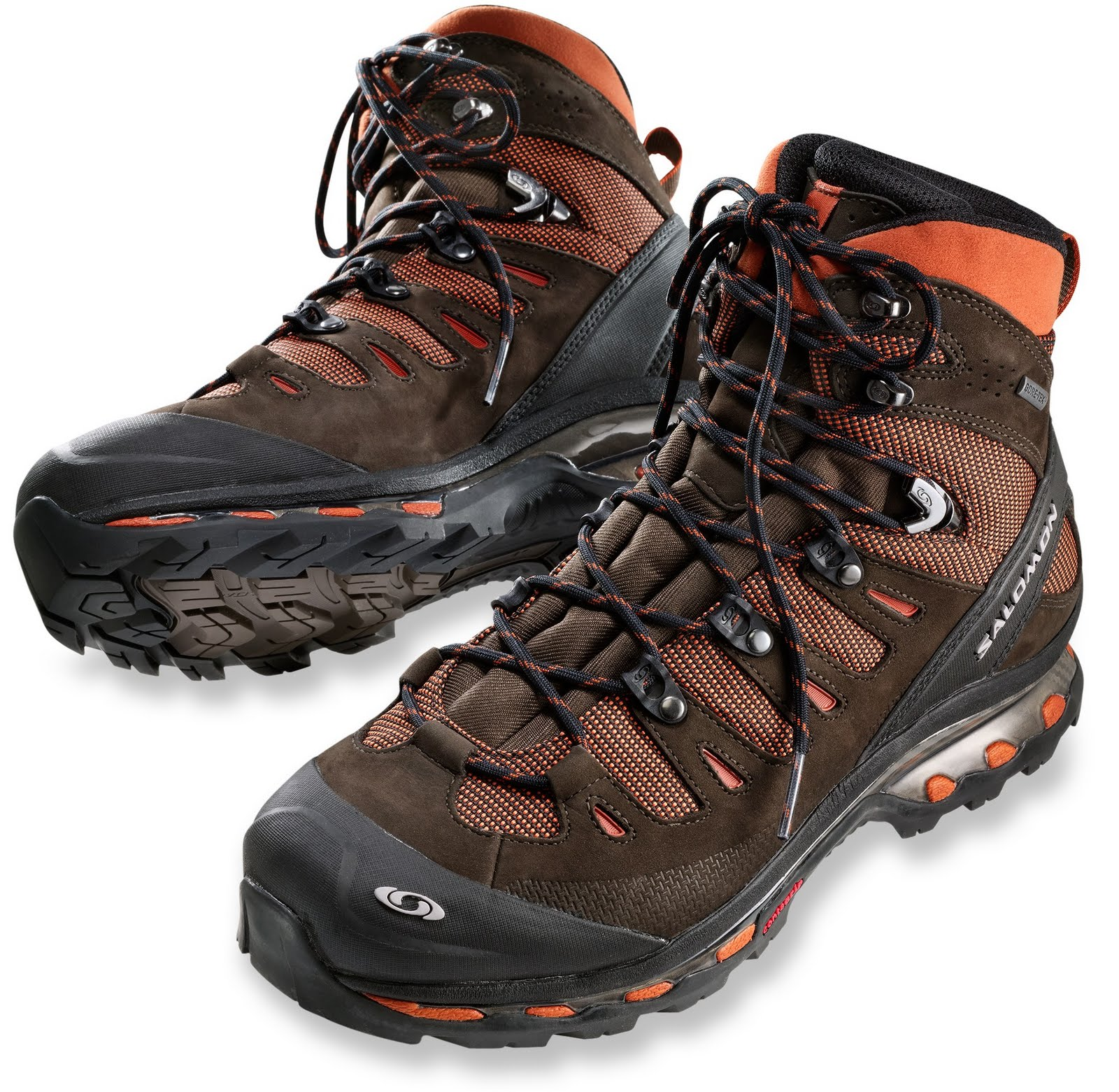Hiking Colorado Salomon Quest 4D GTX Hiking Boots