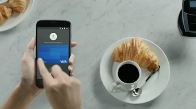 جوجل  Android Pay