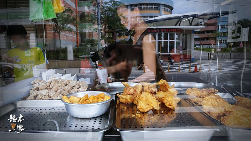 阿麟炸雞|三峽國小美食小吃宵夜