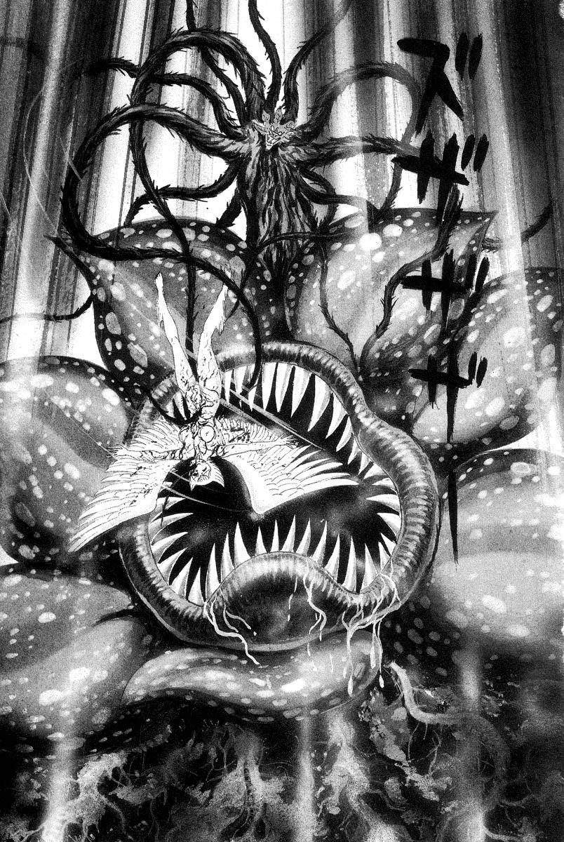 DevilMan chapter 1.1 trang 14