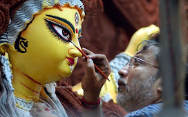 Did You Know That Durga Maa's Murti Is Made From The Mud Collected From Brothels?
