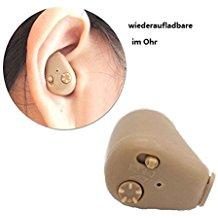 Zum dritten Mal: Es gibt Bratkartoffeln! , Hörgeräte Wiederaufladbare digitalen Mini im Ohr Hörgerät einstellbare Verstärker Audiphone über Enshey