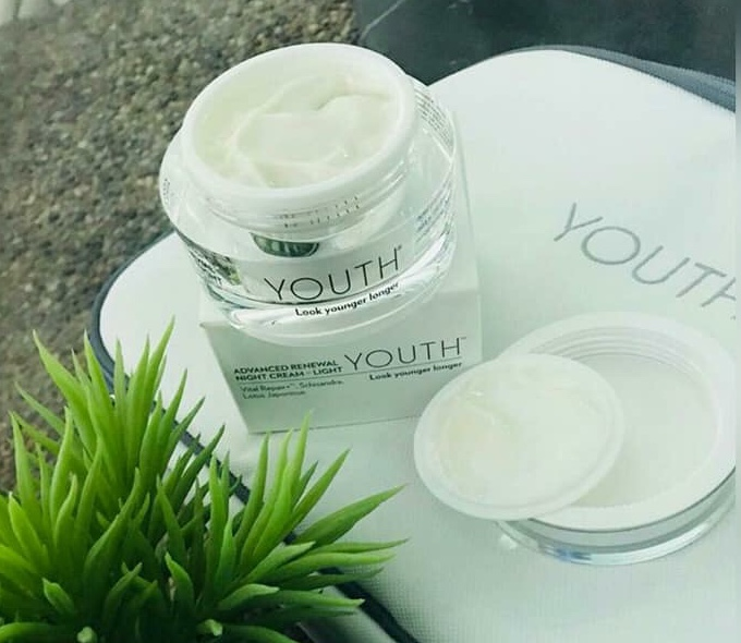 Perbezaan Night Cream Light Dan Rich Youth Skincare Shaklee