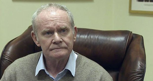 "MCGUINNESS HEALTH ""PRIVATE MATTER"" SAYS PARTY"