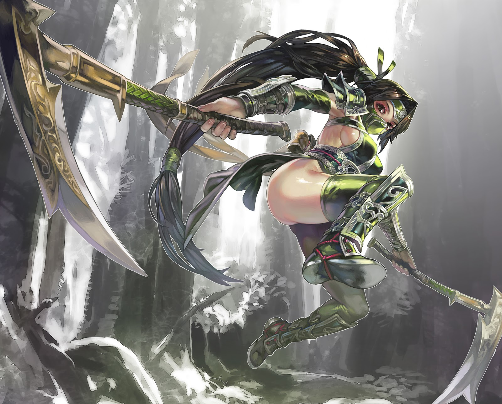 Hd Wallpaper Sexy Akali League Of Legends 0734