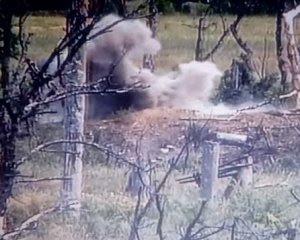 Ніби невидимий привид: показали вражаюче знищення позицій бойовиків
