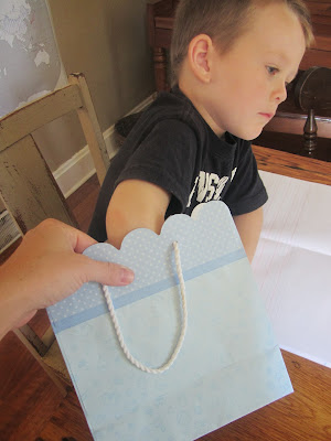 Creative Writing Prompt Bag-The Unlikely Homeschool
