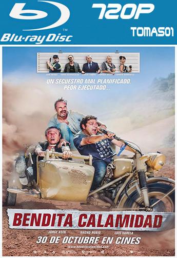 Bendita calamidad (2015) BDRip m720p