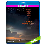 3 anuncios por un crimen (2017) BRRip 1080p Audio Dual Latino-Ingles