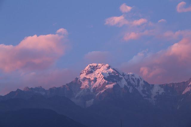 Trekking in Nepal 2017