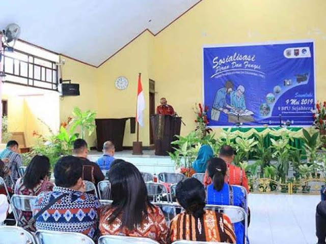 Petrus Fatlolon Harap PPID Kepulauan Tanimbar Mampu Terapkan Keterbukaan Informasi Publik