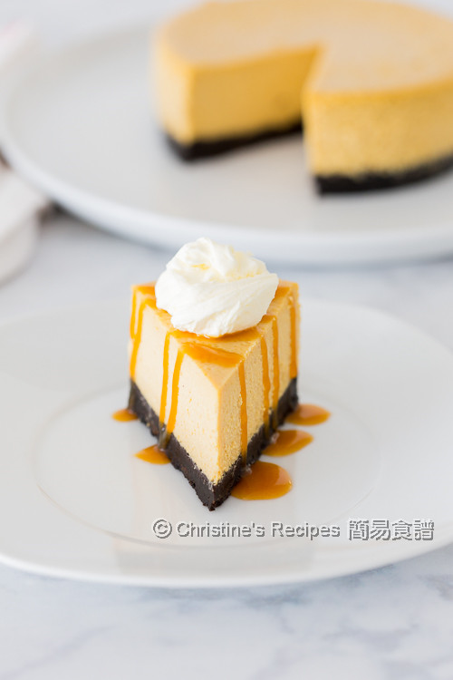 Pumpkin Cheesecake01