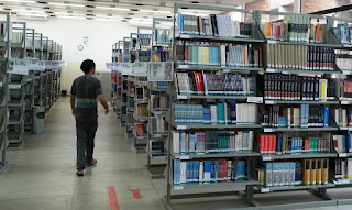 Biblioteca do CES terá sistema de empréstimo eletrônico de livros