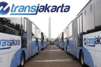 Lowongan Kerja BUMD Lulusan SLTP/SEDERAJAT/SMA/SMK Transjakarta Posisi 'DRIVER'