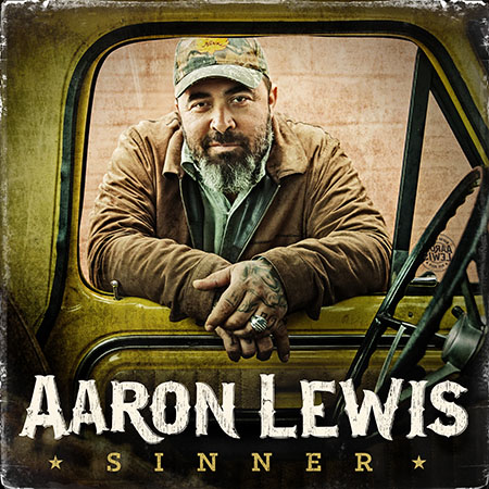 country routes news: Aaron Lewis' new album SINNER debuts at #1 on