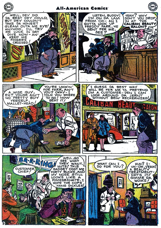 Read online All-American Comics (1939) comic -  Issue #84 - 19
