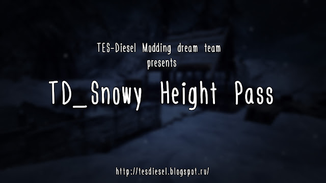 Снежная высота / TD_Snowy Height Pass