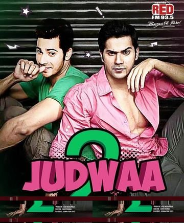 Judwaa 2 (2017) full movie Free download - Bollywood Movies Online And Downloads HD Print