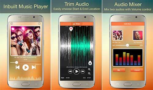 Aplikasi Memotong dan Menggabungkan Lagu Terbaik di Android