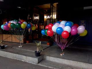 Balon Gas Hidrogen, Balon Gas Helium