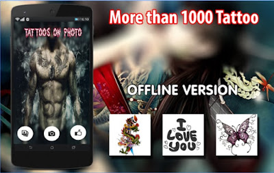 Tattoo My Photo 2.0 APK offline