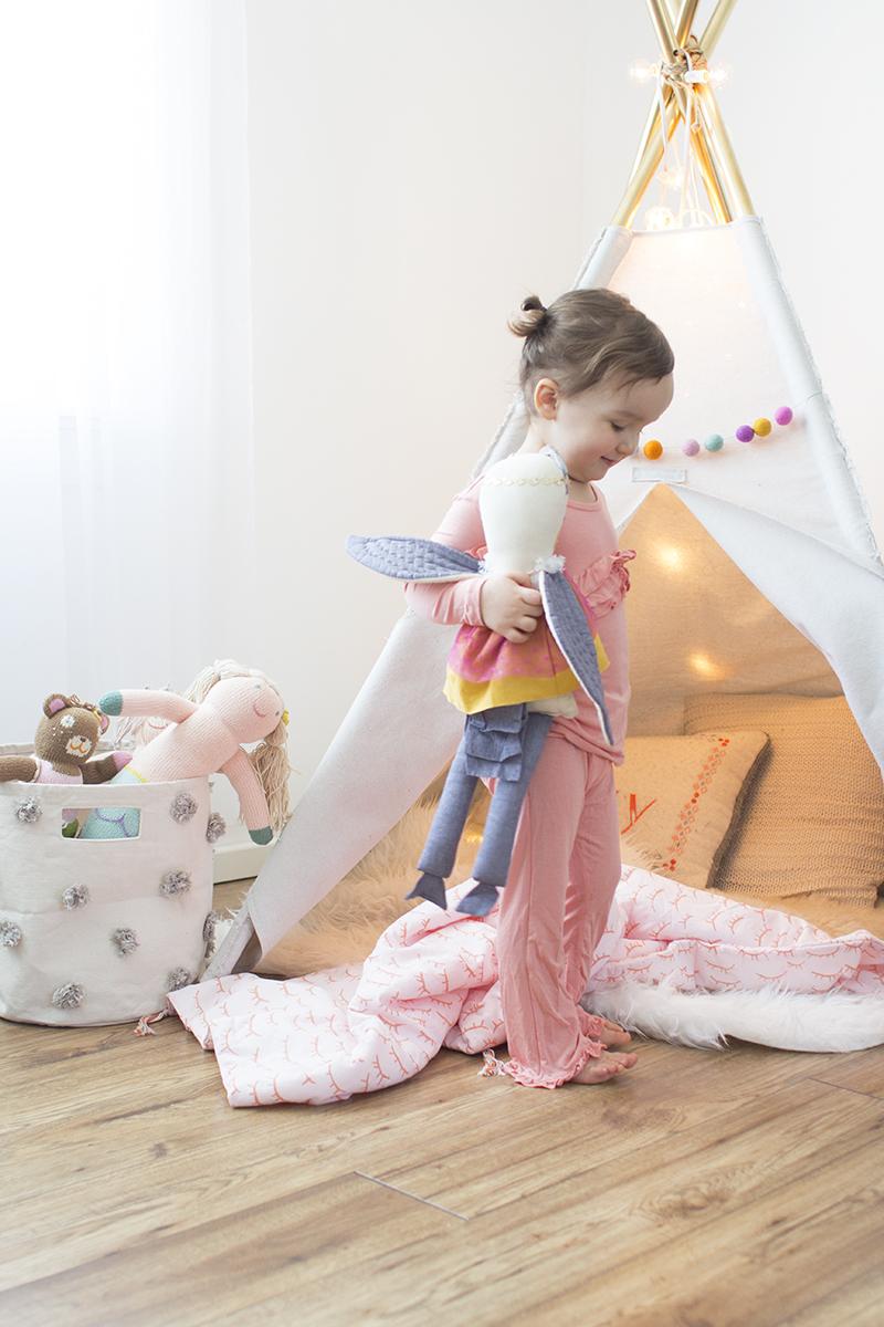 DIY Teepee Tent